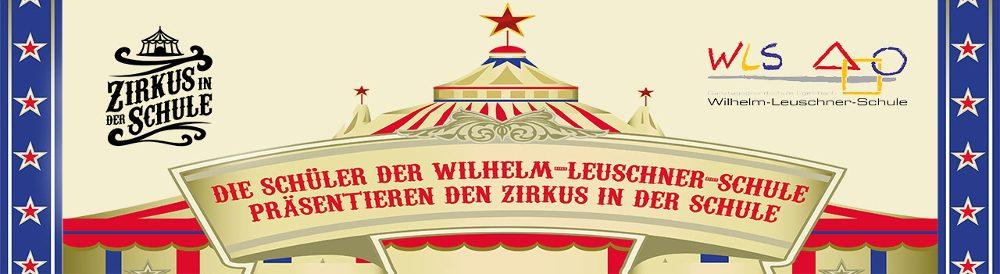 Zirkusprojekt 2019 der WLS